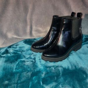 Rockport Chelsea style waterproof boots